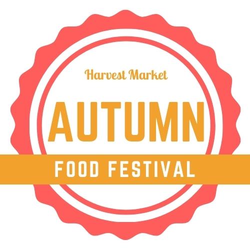 Logo - Autumn Food Festival - by Digital Marketing Partner