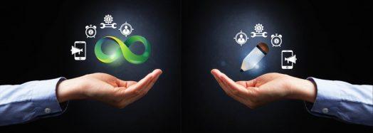 Featured image - logo design by Digital Marketing Partner