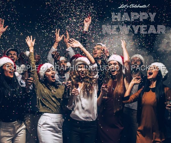 Image gallery item - New Years Day for Facebook by Digital Marketing Partner