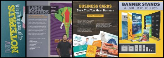 Featured Image - printing products by Digital Marketing Partner