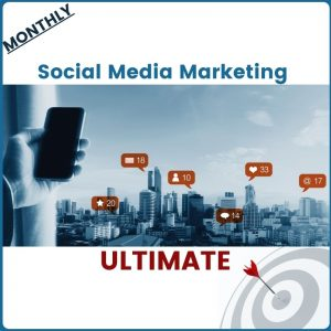 WooCommerce Product Image - Social media marketing Ultimate Monthly