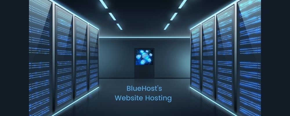 Featured blog image - bluehost website hosting
