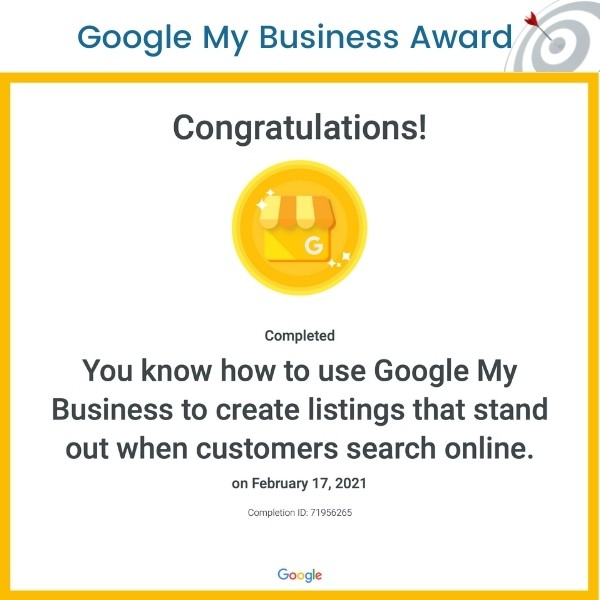 Page image - google certificate