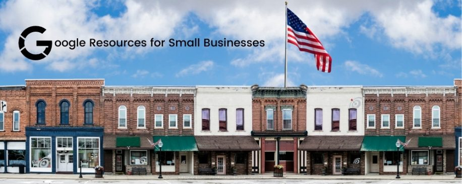 Blog featured image - Google resources for small business