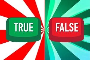 image - true/false
