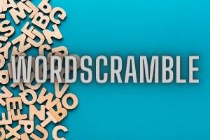Image - wordscramble